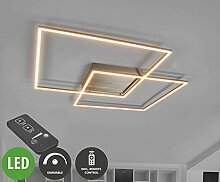 Lampenwelt LED Deckenleuchte 'Mirac'