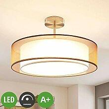 Lampenwelt LED Deckenleuchte 'Pikka'