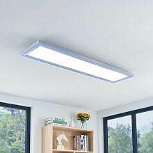 Lampenwelt - LED-Deckenleuchte Lynn, CCT+RGB,