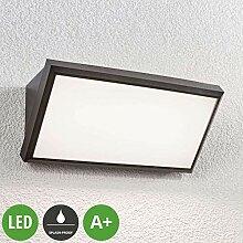 Lampenwelt LED Deckenleuchten 'Abby'