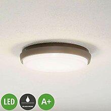 Lampenwelt LED Deckenleuchten 'Amra'