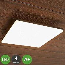 Lampenwelt LED Deckenleuchten 'Henni'