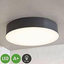 Lampenwelt LED Deckenleuchten 'Lyam'