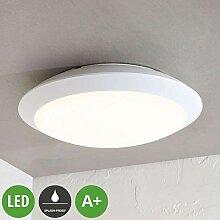 Lampenwelt LED Deckenleuchten 'Naira'