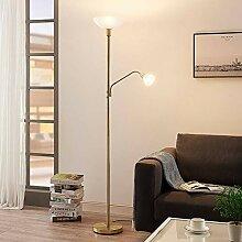 Lampenwelt LED Stehlampe   Deckenfluter inkl.