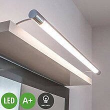 Lampenwelt LED Wandleuchte, Wandlampe Bad
