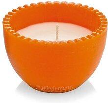 Lampion Kerzen Mandarine