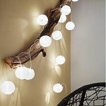 Lampion-Lichterketten Paulmann