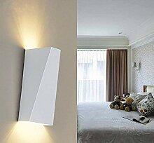 Lampop 10W Wandleuchte Moderne Wandlampe innen