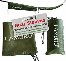 LAMURO Hängematten Schutzhülle/Snakeskin Sleeve