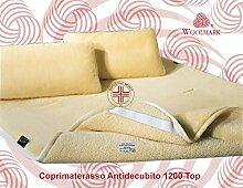 Lana & Co - Matratzenbezug Merino Wool 1200 Top