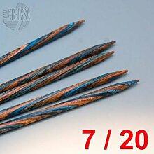 Lana Grossa Nadelspiel Design-Holz 20cm / 7mm