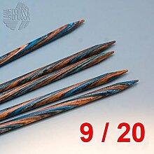 Lana Grossa Nadelspiel Design-Holz 20cm / 9mm