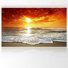 LanaKK - Das Meer - Fototapete Poster-Tapete -