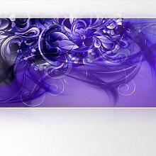 LanaKK - Emotion Curvature Blau Violett -