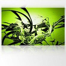 LanaKK - Graf Apfel - Fototapete Poster-Tapete -