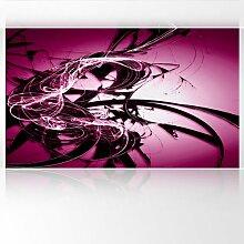 LanaKK - Graf Pink - Fototapete Poster-Tapete -