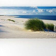 LanaKK - Insel Dünen - Fototapete Poster-Tapete -