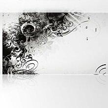 LanaKK - Jungle Drum SW - Fototapete Poster-Tapete