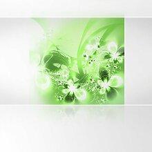 LanaKK - Lightninglight Green - Fototapete