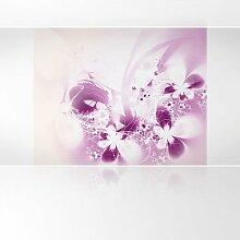 LanaKK - Lightninglight Purple - Fototapete