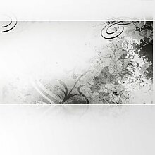 LanaKK - Lines SW - Fototapete Poster-Tapete - edler Kunstdruck auf Vliestapete in 540x300 cm