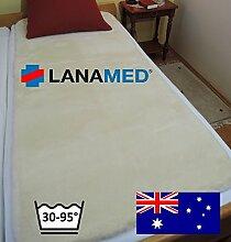 LANAMED XL 90 x 190 cm - Australische Komfort