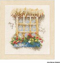 Lanarte PN-0162524 Zählmusterpackung Fenster mit