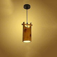 Lanbinxiang@ Vintage-Stil Einzelkopf Bambus