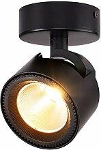 LANBOS 10W LED Aufbauleuchte Deckenleuchte