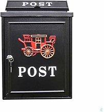 Landhaus-Briefkasten-pastoraler Retro