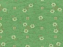Landhaus Möbelstoff Edelweiss Farbe 70 (grün,