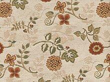 Landhaus Möbelstoff Ellmau Farbe 11 (beige,