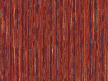 Landhaus Möbelstoff Garmisch Farbe 21 (rot) -