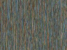 Landhaus Möbelstoff Garmisch Farbe 35 (blau,