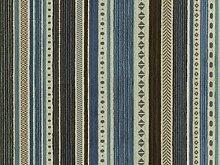 Landhaus Möbelstoff Kitzbühel Farbe 52 (blau,