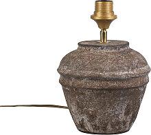 Landhausstil Tischlampe braun - Arta XS vintage