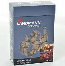 Landmann Anzünder 200 Stk. Holzfaser