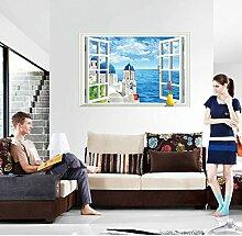 Landscape Decoration Painting_3D False Window