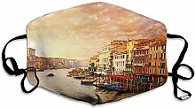 Landschaft, Venezia City Italienische Landschaft