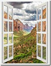 Landschaft Zion National Park Bild für