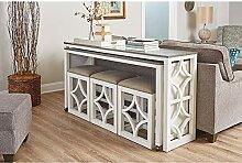 Lane Home Furnishings Aria Sofa-Bar, Holz,