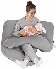 Laneetal Schwangerschaftskissen zum schlafen U