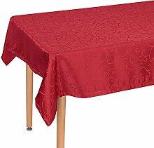 Laneetal Tischdecke Tischtuch Ornamente Damast