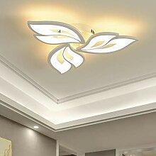 Lanekd LED Wohnzimmerlampen Decke Landhaus Deko