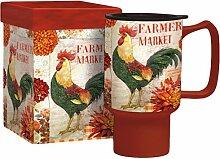Lang Farmer's Market Travel Mug by Kimberly