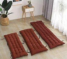 Lange Bank Stuhl Kissen 2 3 Sitzer, Rechteckige