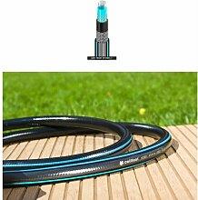 Langer flexibler sechsschichtiger Gartenschlauch