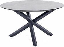 Langlebiger Aluminium-Gartentisch mit robuster