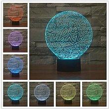 Langman Led Lampe tischlampe Touch Lichter für